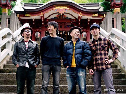 『ムジカで壮大な待ち合わせ〜東京ローカル・ホンク×gnkosai BAND×SRDINE HEAD』