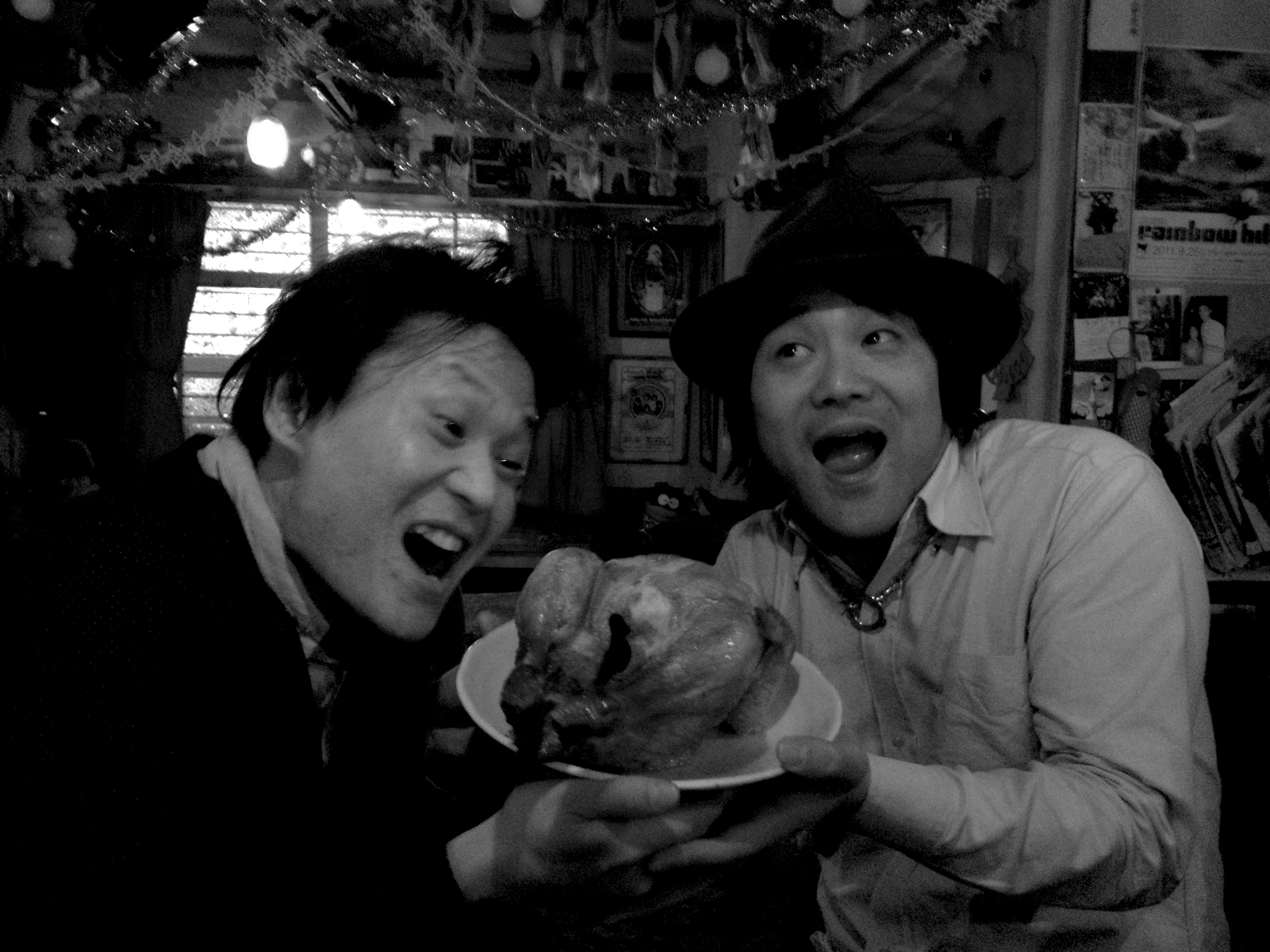 『GOLDEAR今年もやります!ザ黄金ムジカクリスマスショー!!2012』