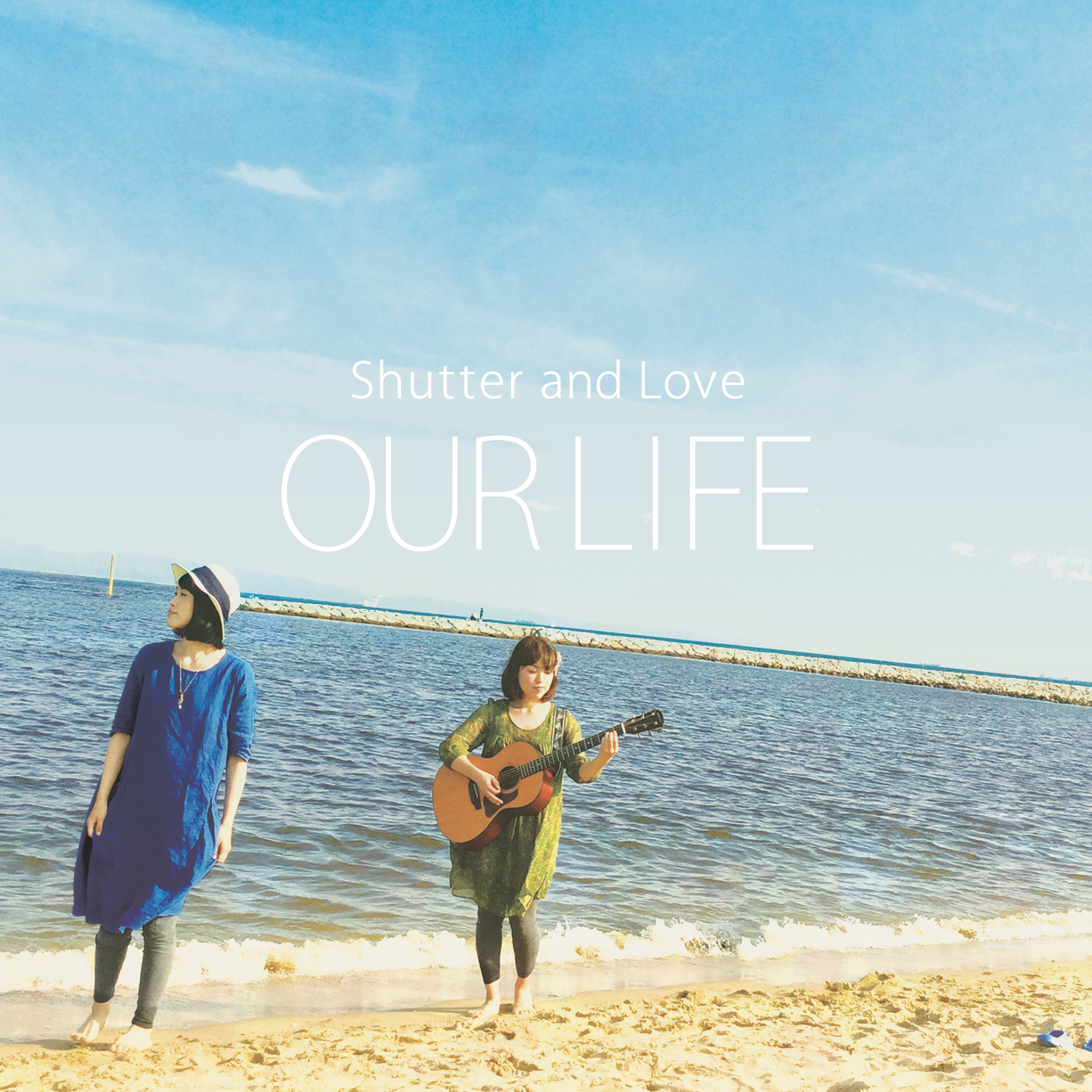 『Shutter and Love「OUR LIFE」発売記念ライブ』