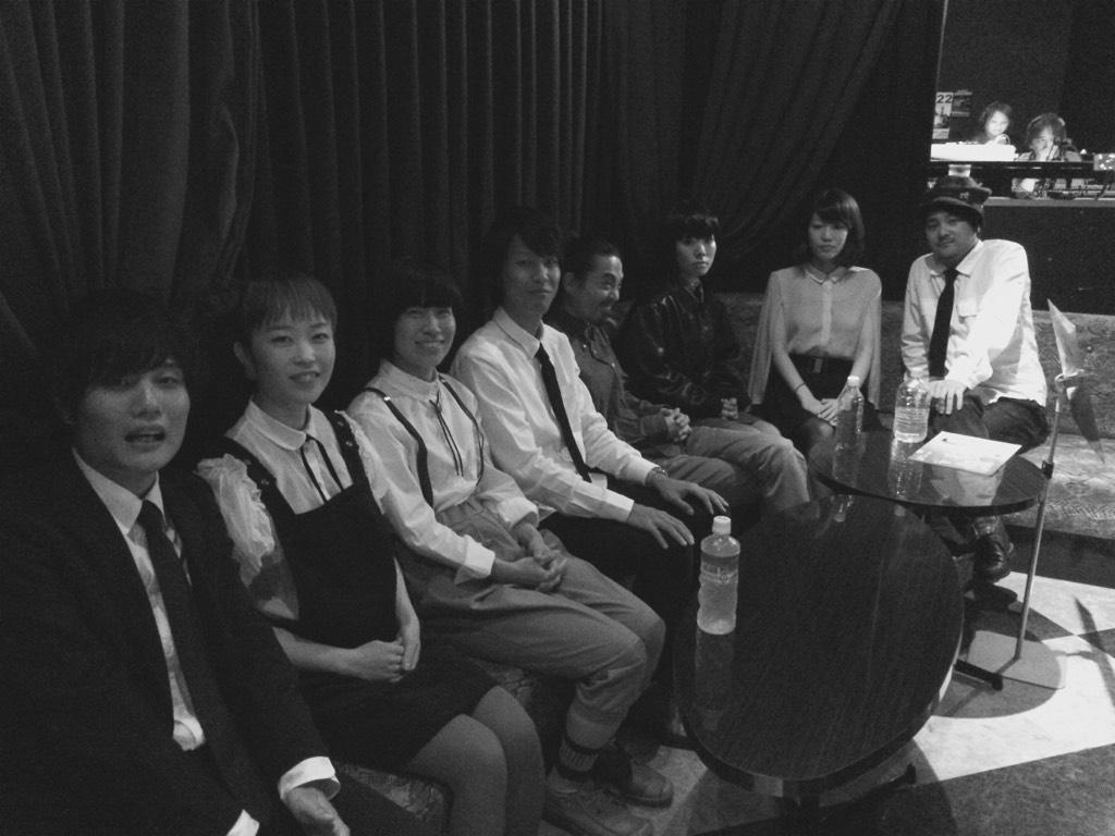 ムジカジャポニカ9周年後の祭スペシャル『ムジカで待ち合わせ〜ANATAKIKOU×夕凪』