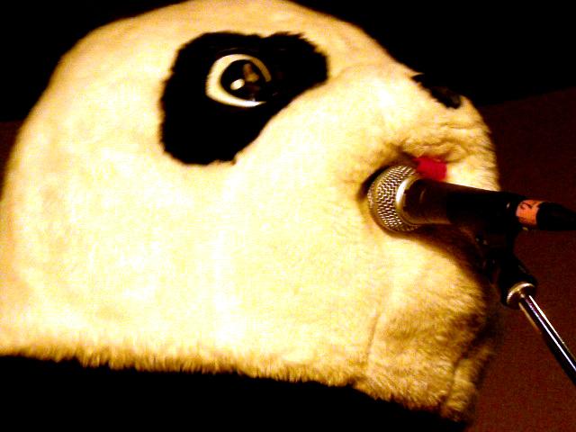 11月9日(日)『パンダと遊ぼう!少年からミスってるス!』
