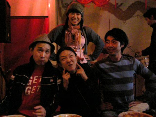 10月24日(土)吉田省念と三日月スープ1st『リラックス』レコ発ワンマンショー