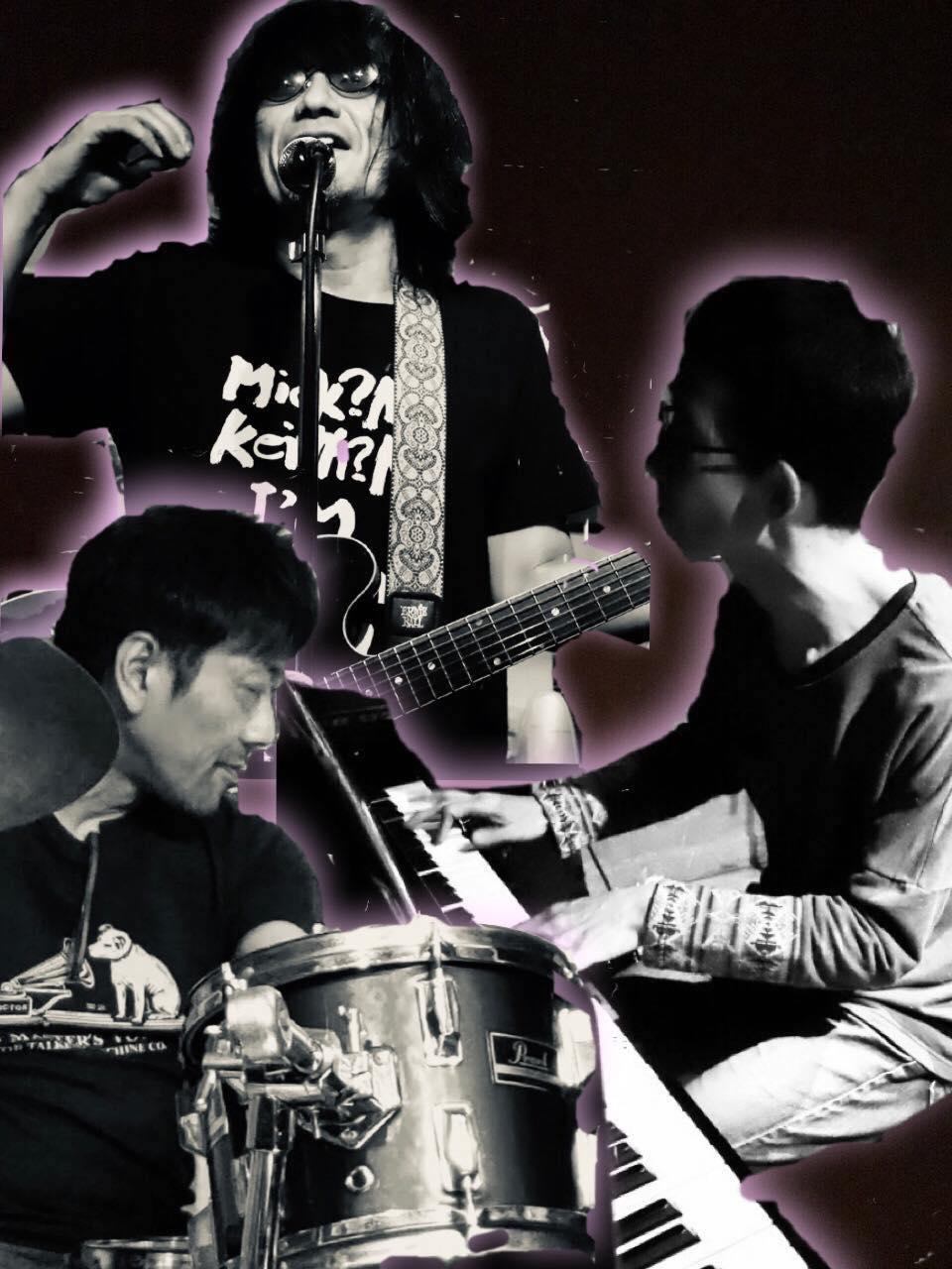 『Three&Only 〜夢野カブ×吉森信×湊雅史 +ハラタカシTour 2020〜Slay!〜再び!』限定30名ライブ!