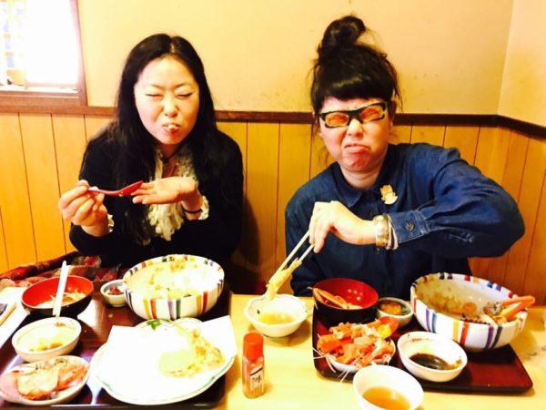 musicajaponica Presents『神山町行脚BARの旅〜ようことせい子番外編、天満に鮨を食いに行く』