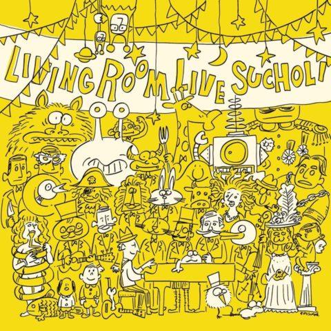 『スチョリのムジカで昼間のワンマンショウ』※昼間のライブです。限定20名ライブ