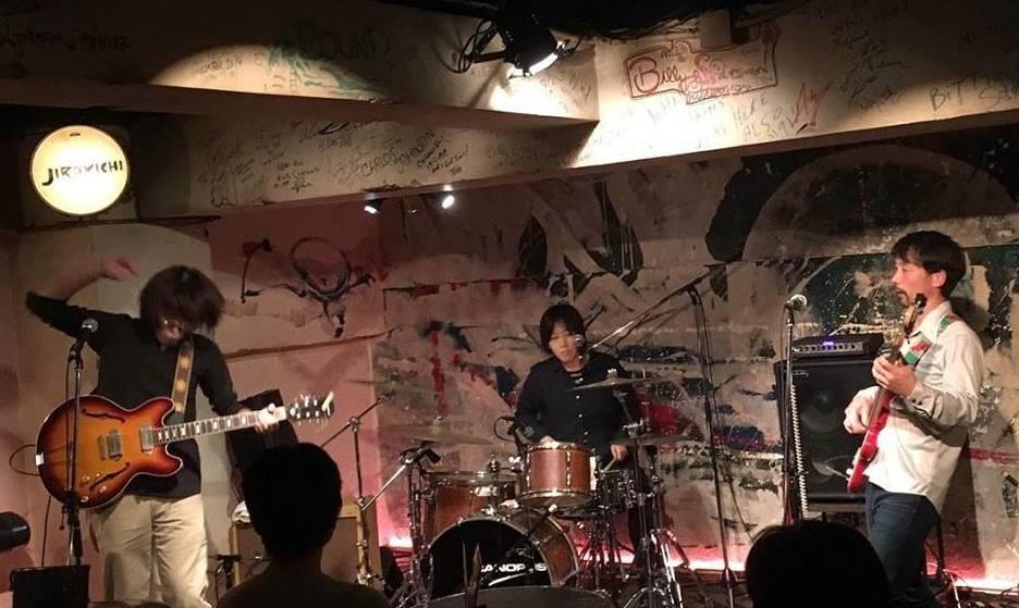 ぱぱぼっくす&冬支度『1年半越しの双六亭、大阪レコ発ライブ!』