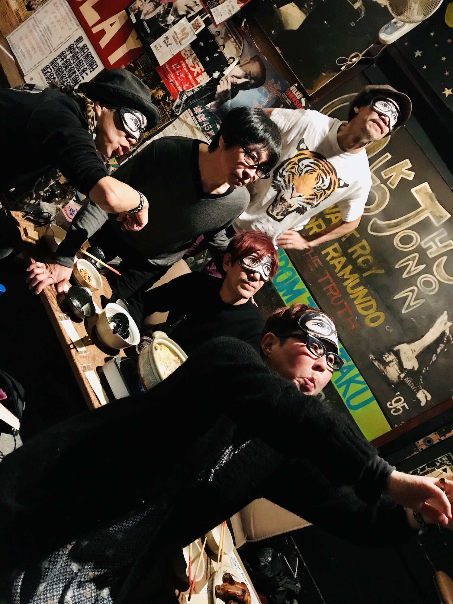 中止→『ムジカの欲望〜うつみようこ&YokoYoko Band〜ゲスト:GRACE』