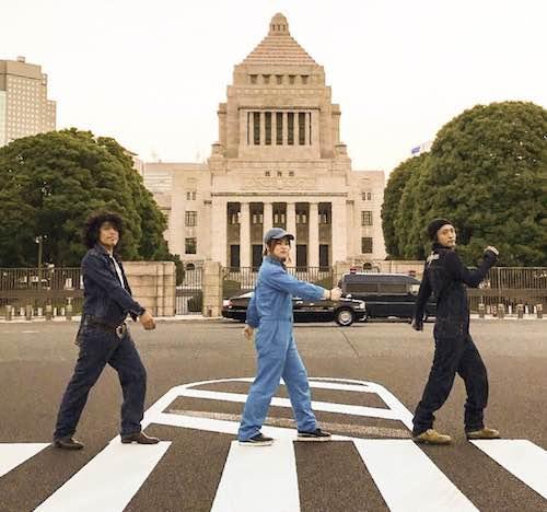 インディーズ電力New Album「みんなして感電」リリース記念 全国発電ツアー '18