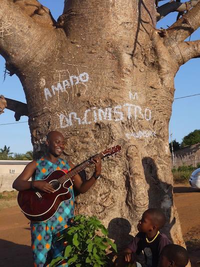 『2017年 アフリカ・マコンデ族の音楽と文化交流ツアー』