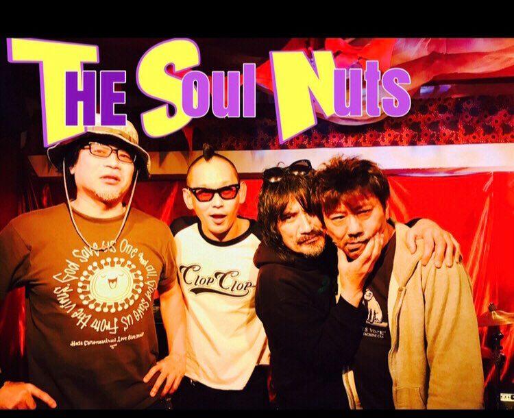 『The Soul Nuts〜夢野カブ×ハラ☆タカシ×辰巳小五郎×湊雅史』