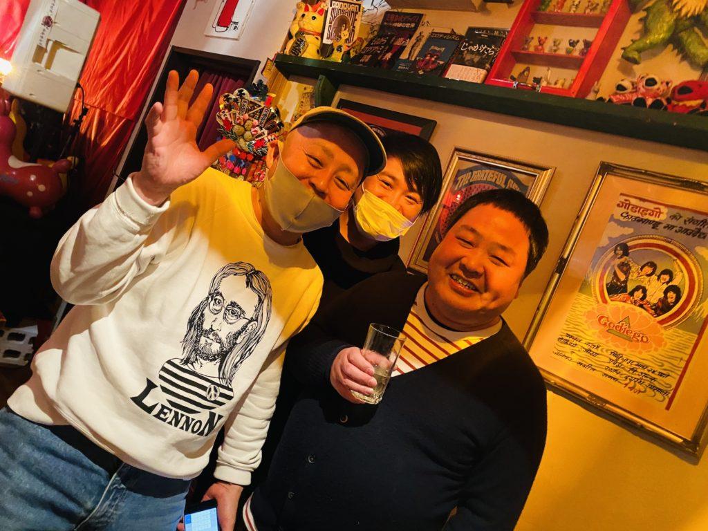 『ムジカ平和崩壊〜ANATAKIKOU×ぱぱぼっくす×クリトリック・リス』限定30名ライブ